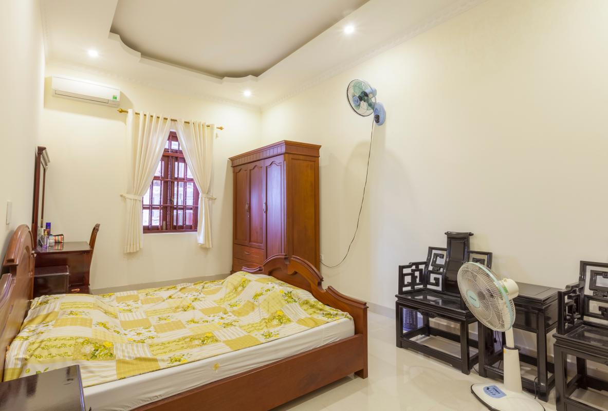 Phòng ngủ nhỏ Villa hướng Tây Bắc Đường 12 Thảo Điền