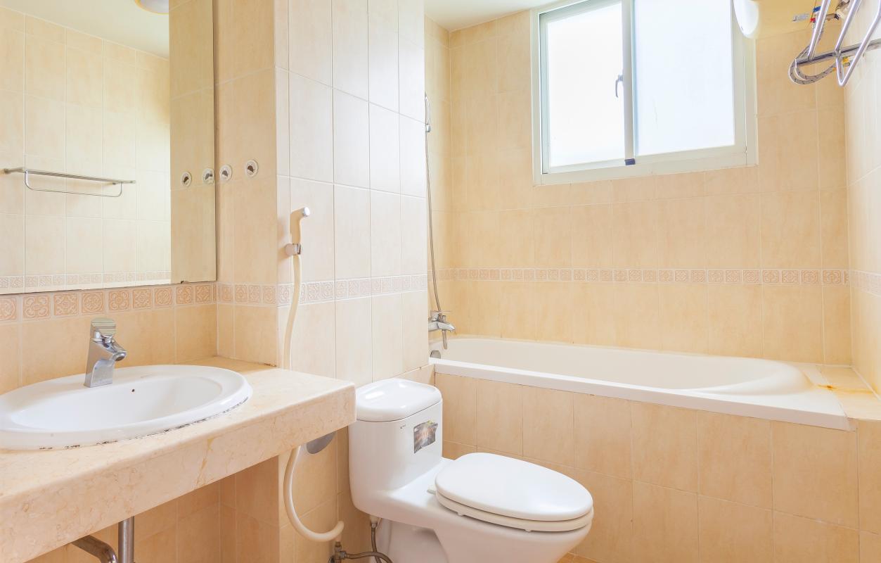 Phòng tắm 1 Căn hộ 3 phòng ngủ B Cảnh Viên 2