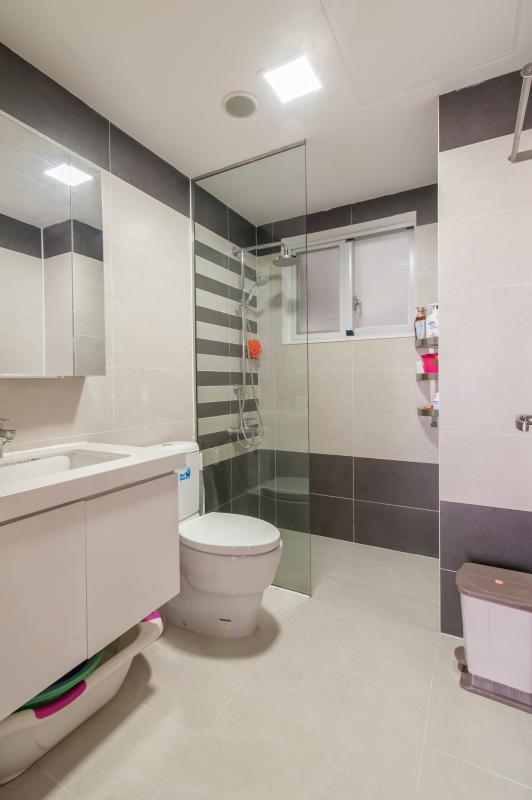Phòng tắm Căn góc tháp I Happy Valley