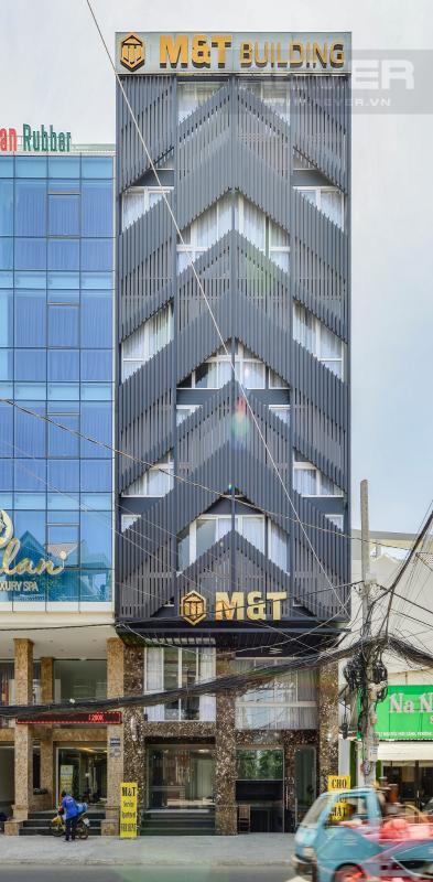 Mặt tiền M&T Building M & T Building cho thuê phòng đủ nội thất, nhiều diện tích sử dụng
