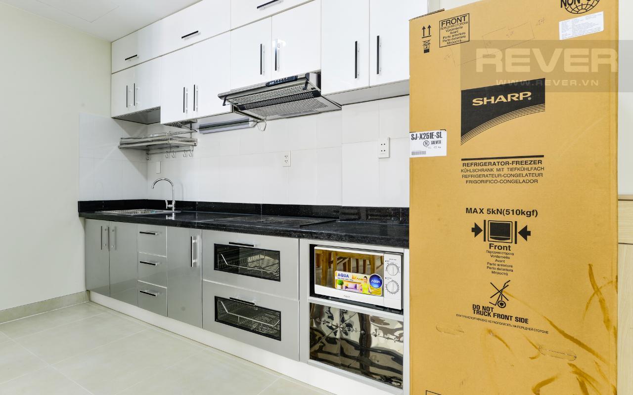 Bếp Căn hộ hướng Tây Nam 2 phòng ngủ tầng cao T4A Masteri Thảo Điền