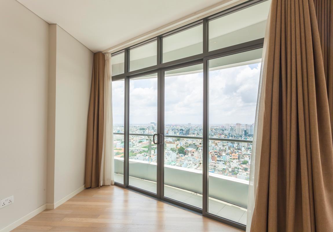 Phòng ngủ 3 Căn hộ tầng cao A City Garden Bình Thạnh