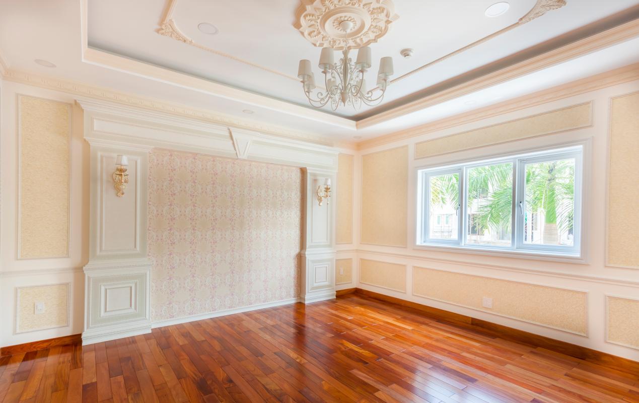 Phòng ngủ 2 Villa 3 tầng Thảo Điền compound