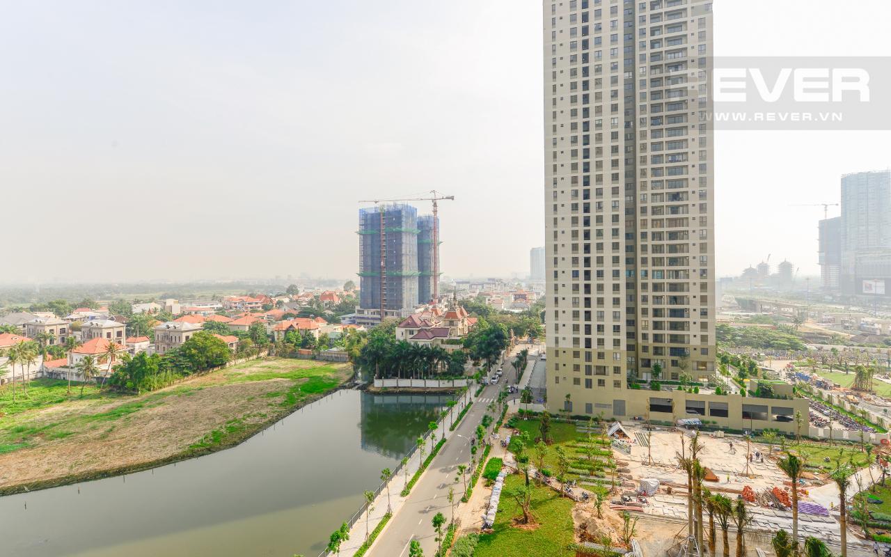 View Căn góc tầng cao T3A Masteri Thảo Điền