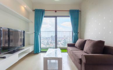 Căn hộ Masteri Thảo Điền tầng cao tháp T1B view đẹp