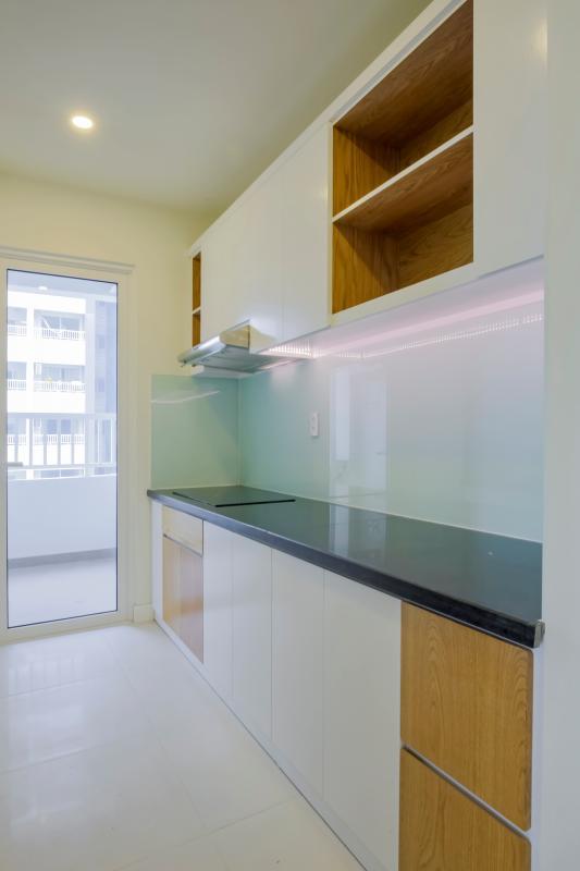 Phòng bếp rộng rãi Căn hộ Lexington Residence tầng cao LC hướng Đông Nam