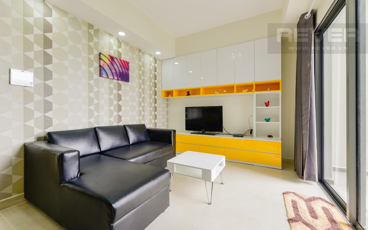 Căn hộ 2 phòng ngủ hướng Đông Nam T3A Masteri Thảo Điền