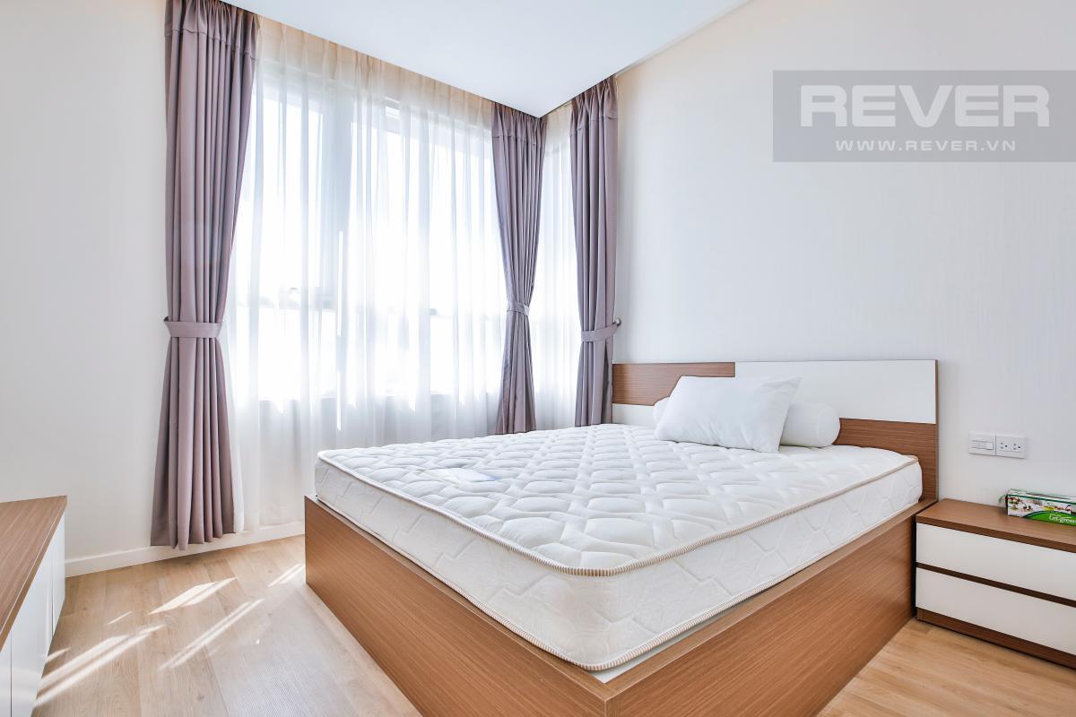 Nội thất phòng ngủ 2 Căn hộ Sarimi Sala Đại Quang Minh tầng trung tháp B1 hướng Đông