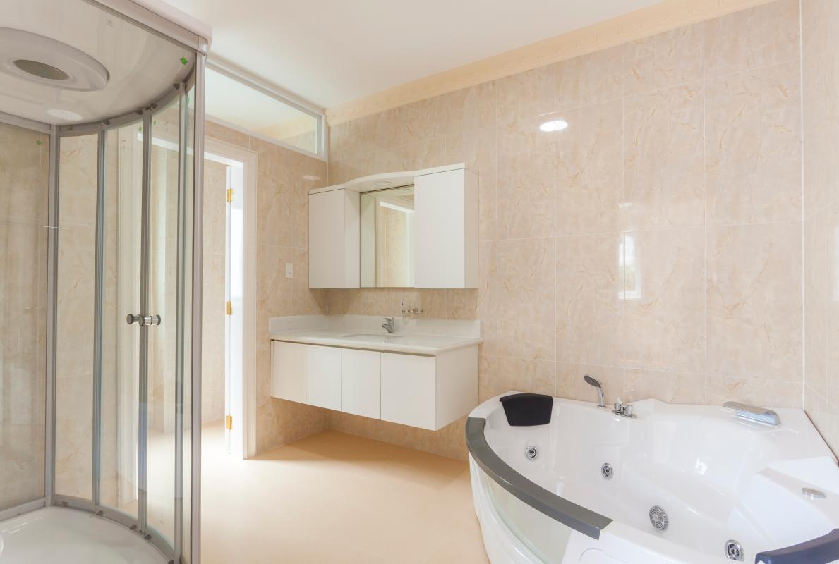 Phòng tắm 1 Villa 3 tầng Thảo Điền compound