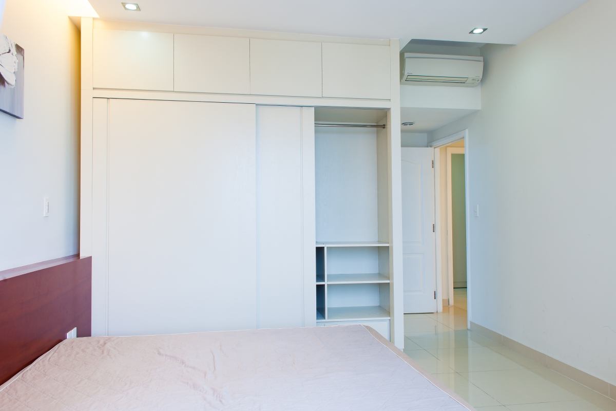 Phòng ngủ Căn hộ Riverpark Residence