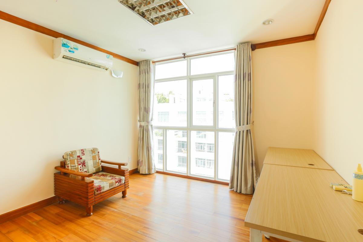 Phòng giải trí Penthouse 4 phòng ngủ D1 The New Saigon