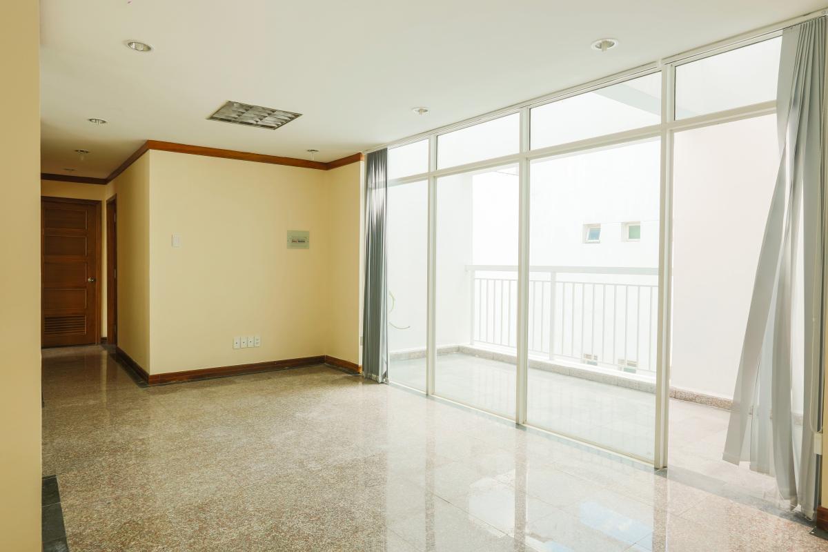 Hành Lang Penthouse 4 phòng ngủ D1 The New Saigon