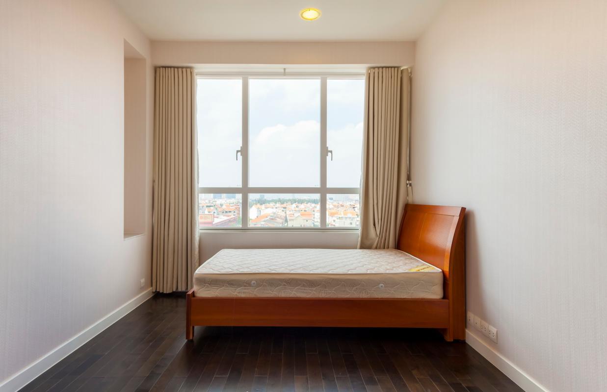 Phòn ngủ 3 Căn góc trung tầng V1 Sunrise City