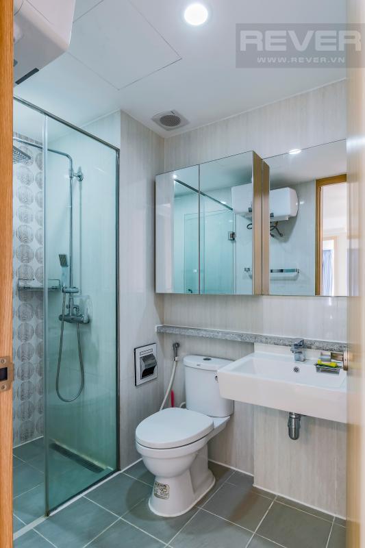 Phòng tắm Căn hộ hướng Nam tầng cao D2 Cantavil An Phú
