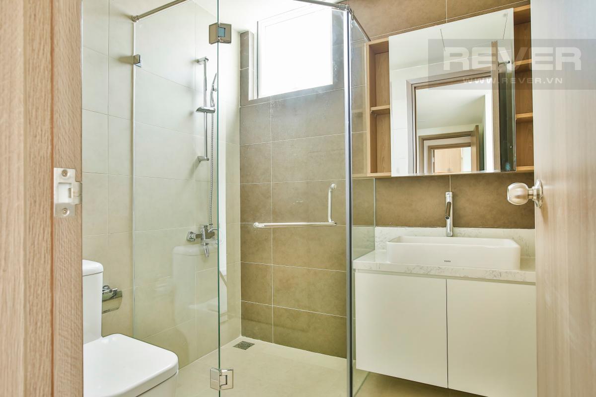 Phòng tắm Căn góc tầng cao hướng Tây Nam tháp LB Lexington Residence