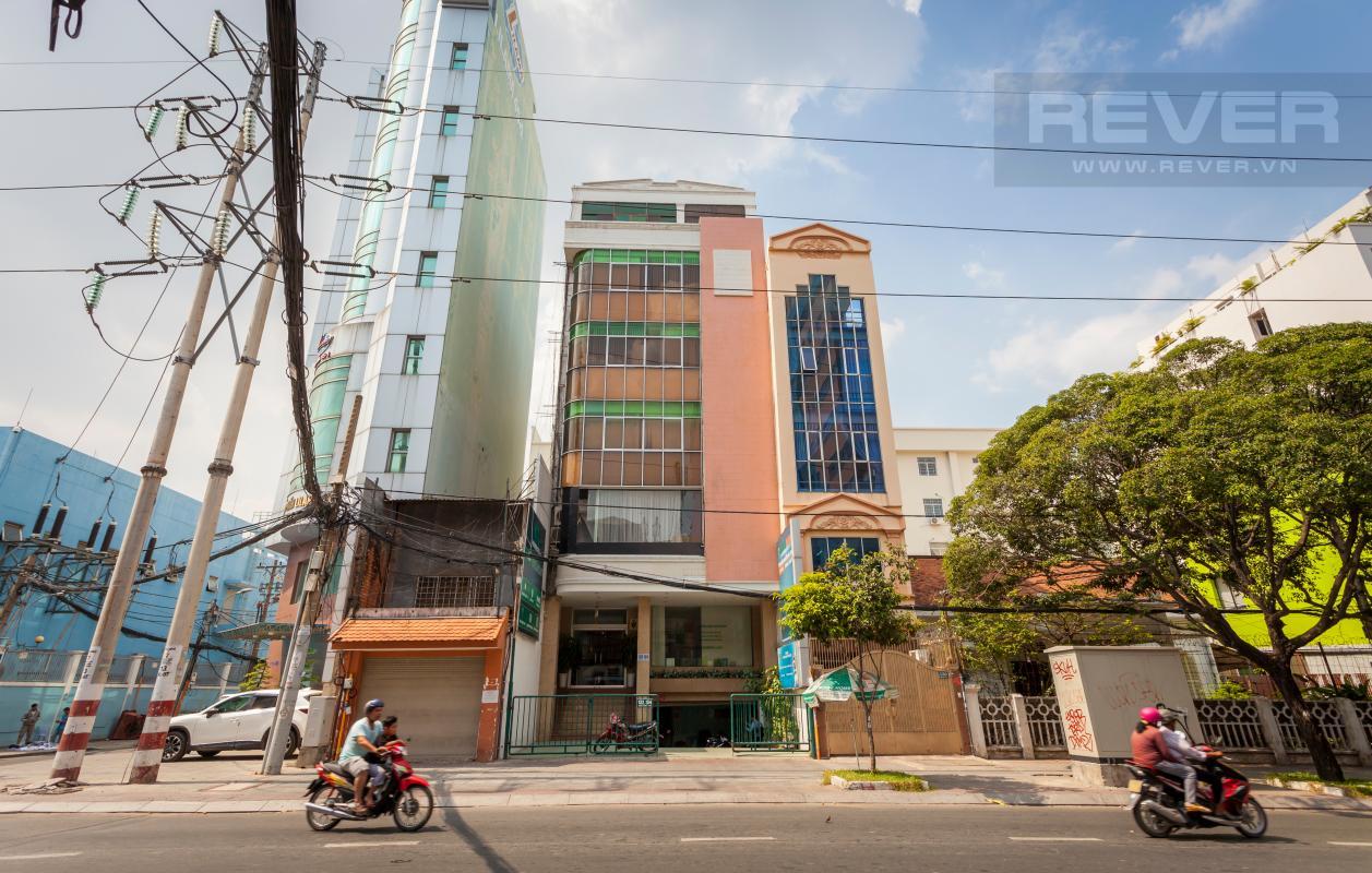 Mặt tiền Bán tòa nhà văn phòng cho thuê mặt tiền Điện Biên Phủ quận 1