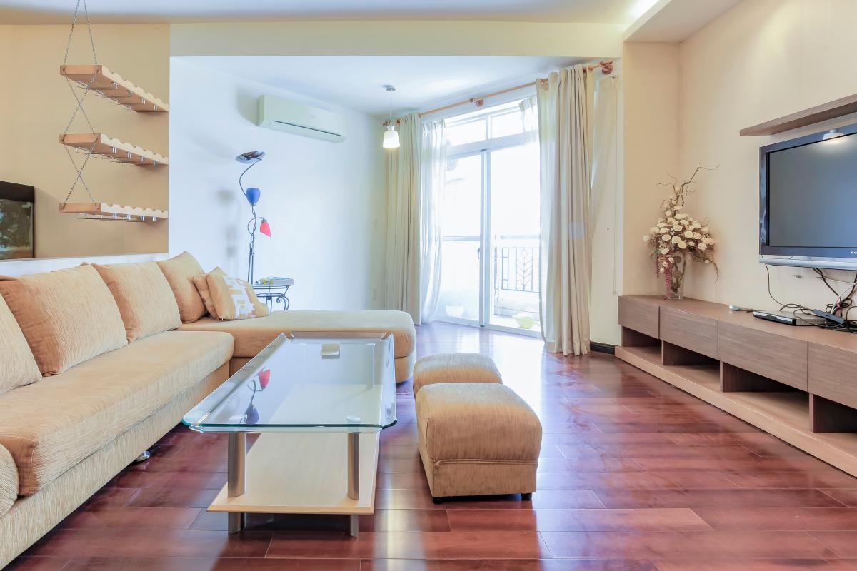 Căn hộ trung tầng BB Green View
