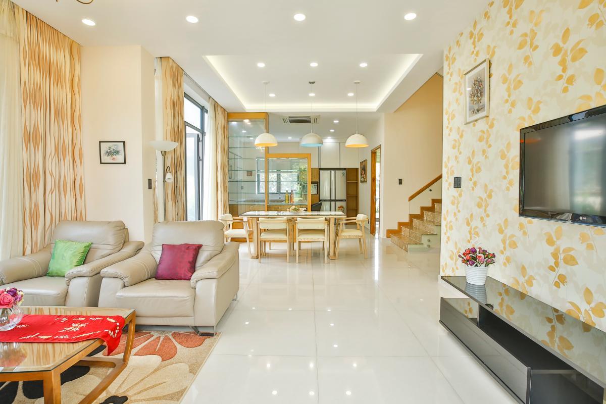 Villa đơn lập hướng Nam Lucasta Khang Điền