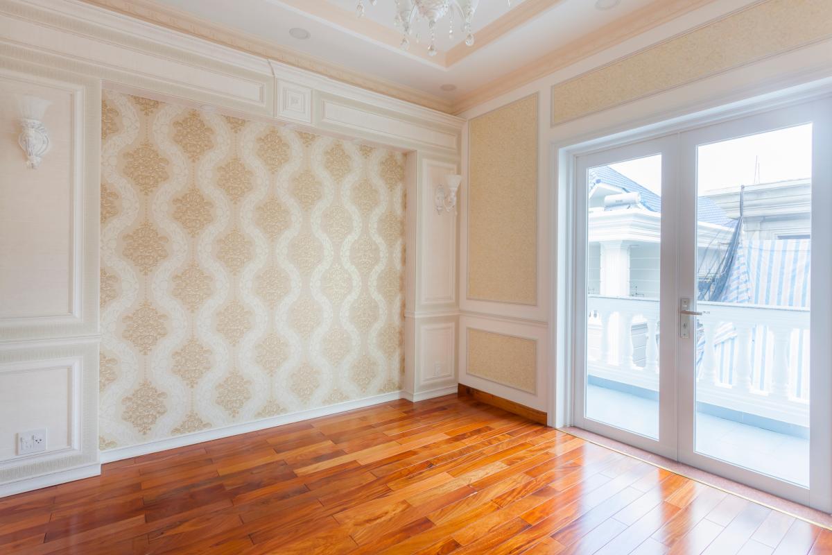 Phòng ngủ 3 Villa 3 tầng Thảo Điền compound