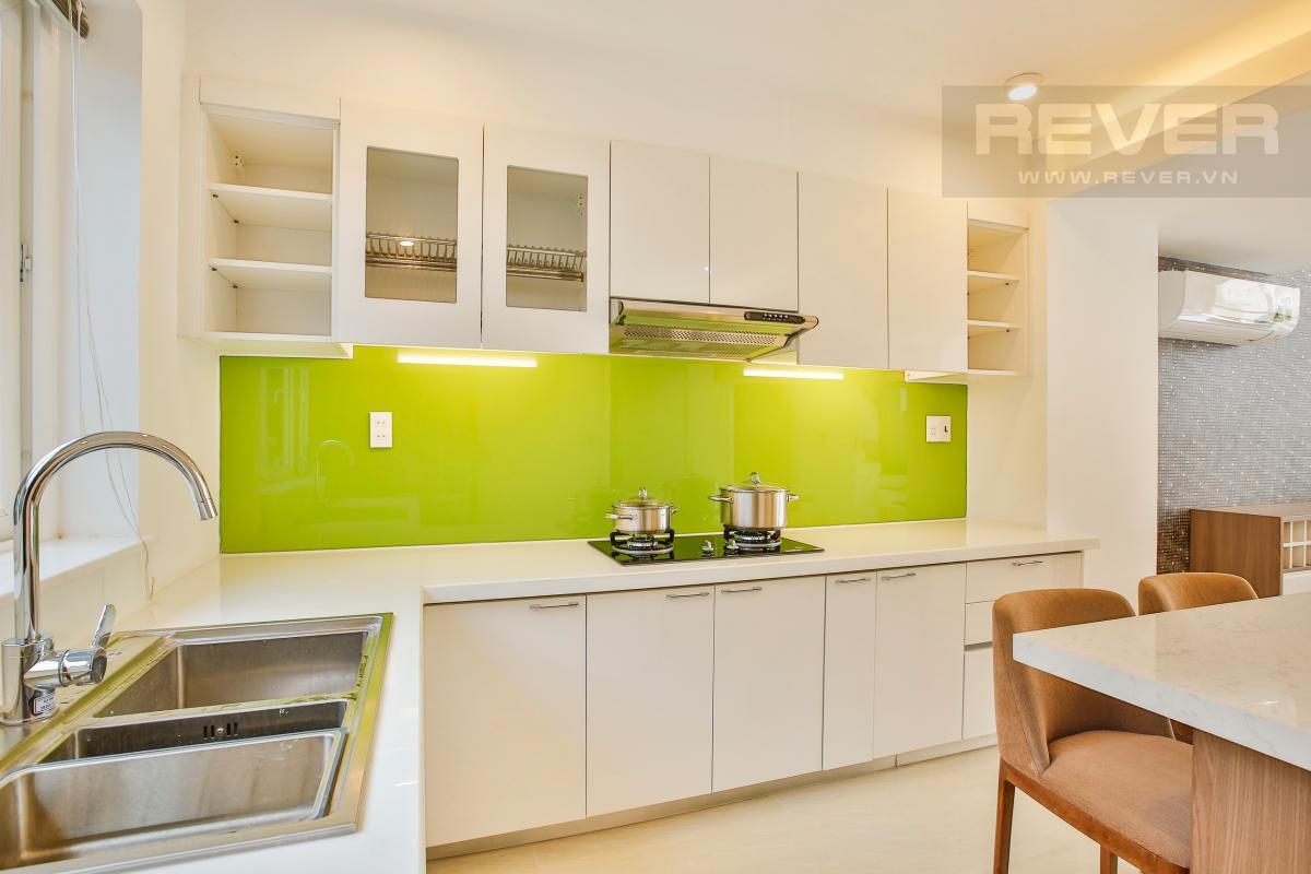 Phòng bếp Nhà phố 3 tầng Phạm Thái Bường Quận 7
