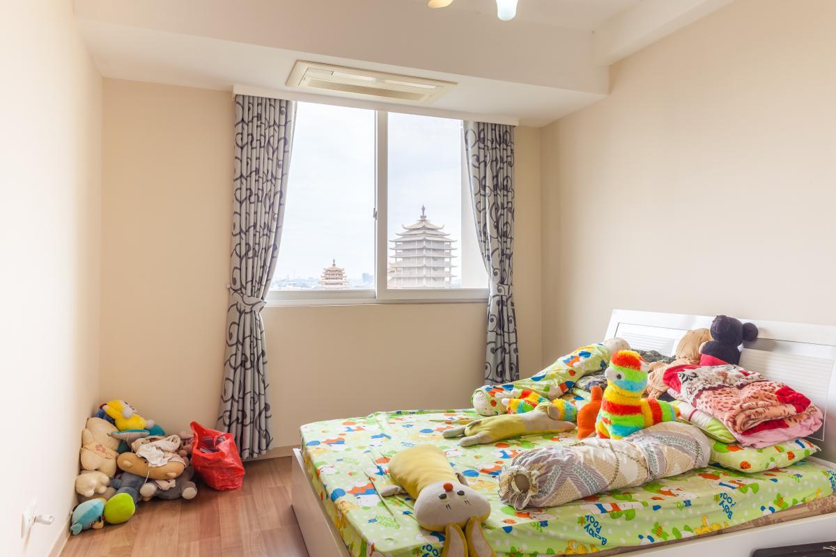 Phòng ngủ Căn hộ tầng cao A3 Imperia An Phú