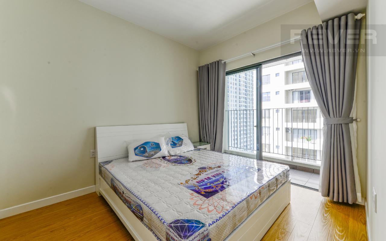 Phòng ngủ Căn hộ hướng Tây Nam 2 phòng ngủ tầng cao T4A Masteri Thảo Điền