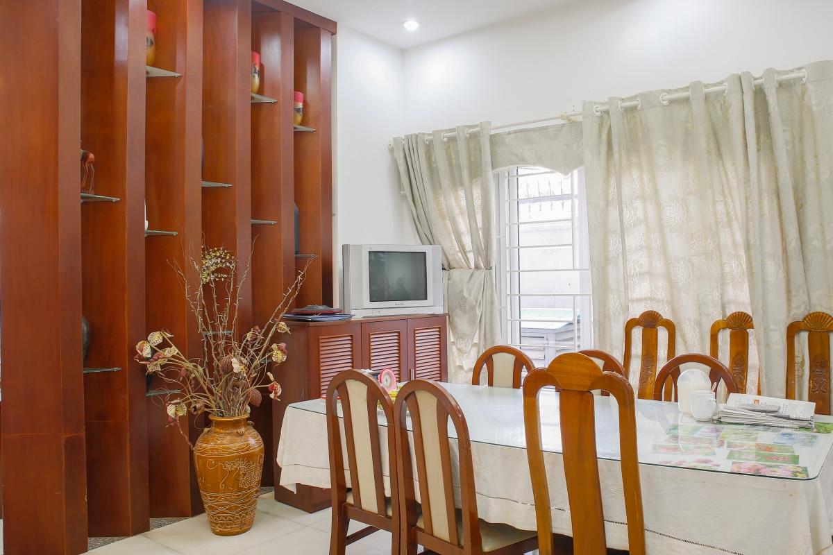Phòng ăn Villa 4 phòng ngủ Thảo Điền Quận 2