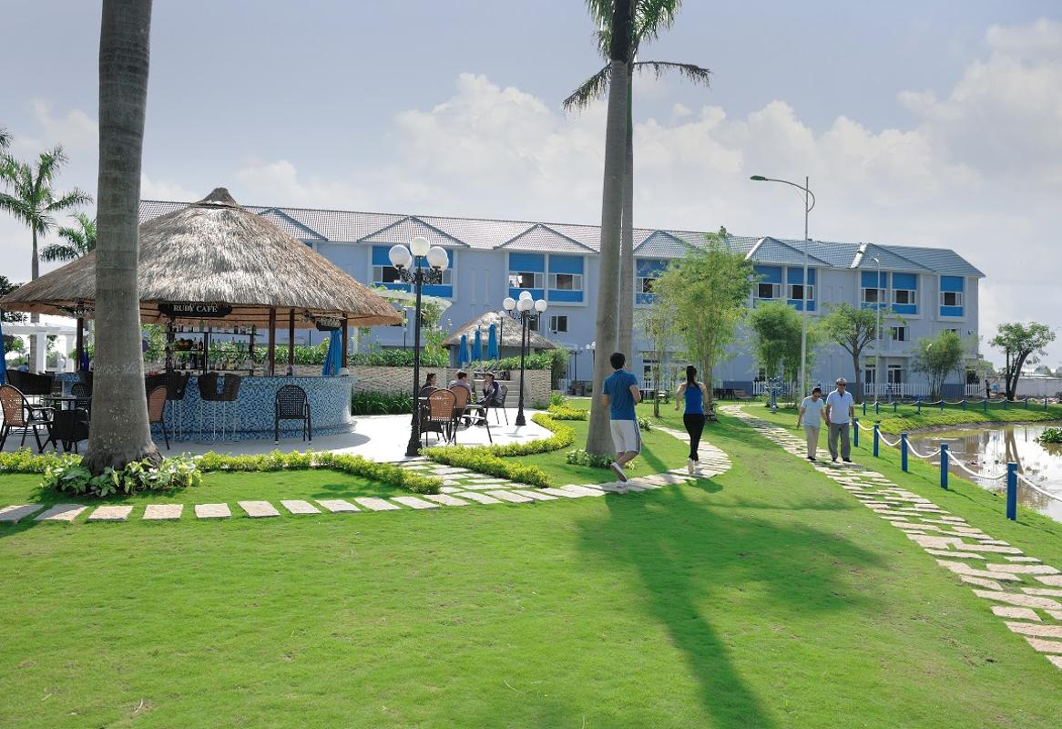 Mega Ruby Khang Điền quận 9 – Khu nhà phố theo phong cách nghỉ dưỡng dành riêng cho giới thượng lưu. 5