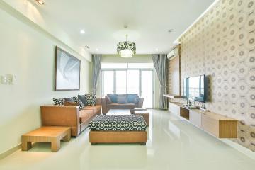 Căn hộ tầng cao CK Riverside Residence