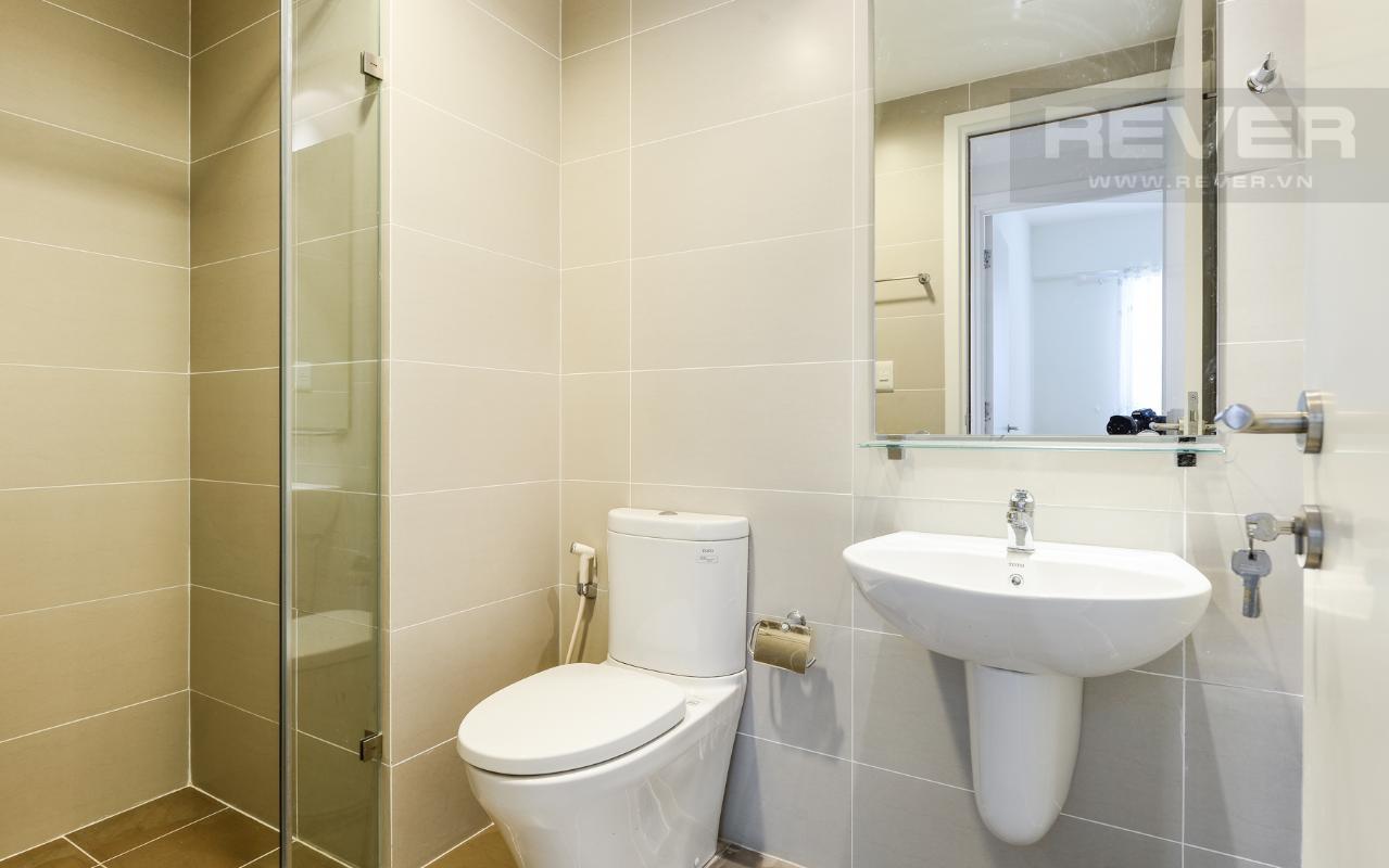 Phòng tắm 2 Căn hộ Masteri Thảo Điền tầng cao T1A hướng Đông Bắc, đủ nội thất