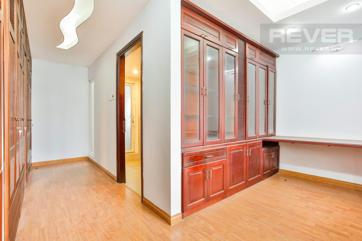 Phòng ngủ Nhà 4 tầng Nguyễn Văn Hưởng