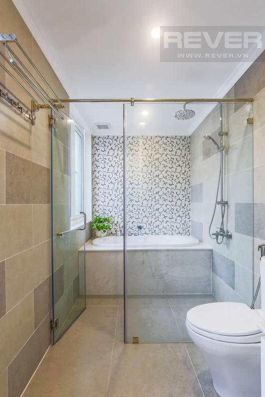 Phòng tắm 1 Villa sân vườn hướng Tây Bắc Thủ Đức Garden Homes