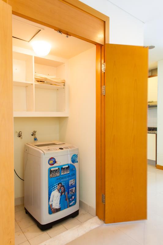Phòng nhỏ để máy giặt Căn hộ tầng cao B The Manor 1
