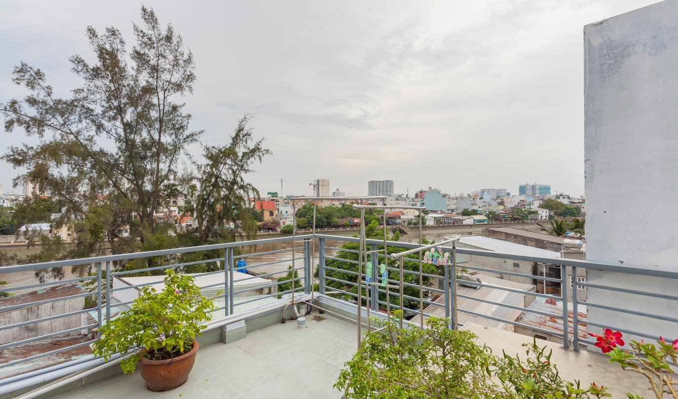 Nhà 3 tầng Thanh Đa hướng Đông Nam, RV920