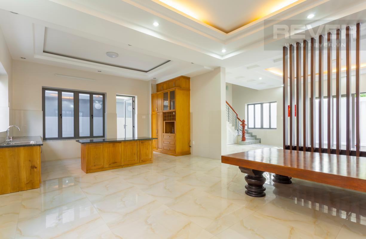 Villa 3 tầng Đường 21 khu biệt thự Hải quân Trần Não