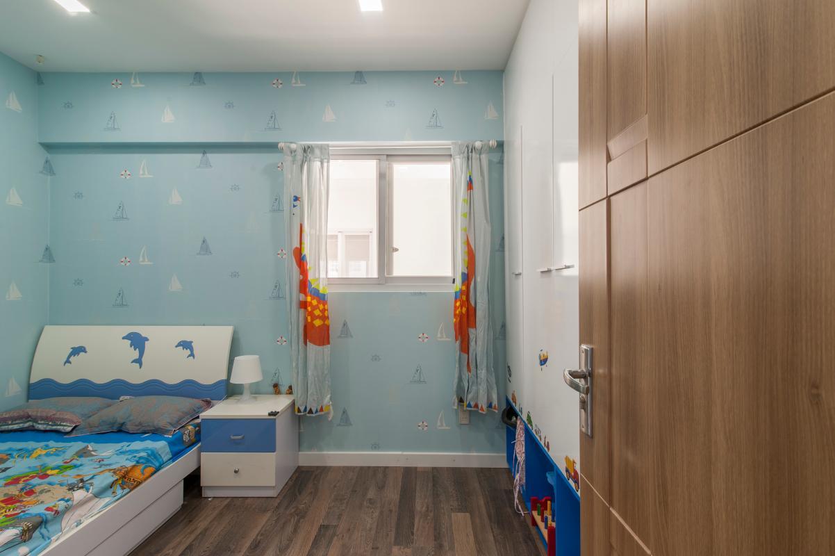 Phòng ngủ trẻ em Căn góc tháp I Happy Valley