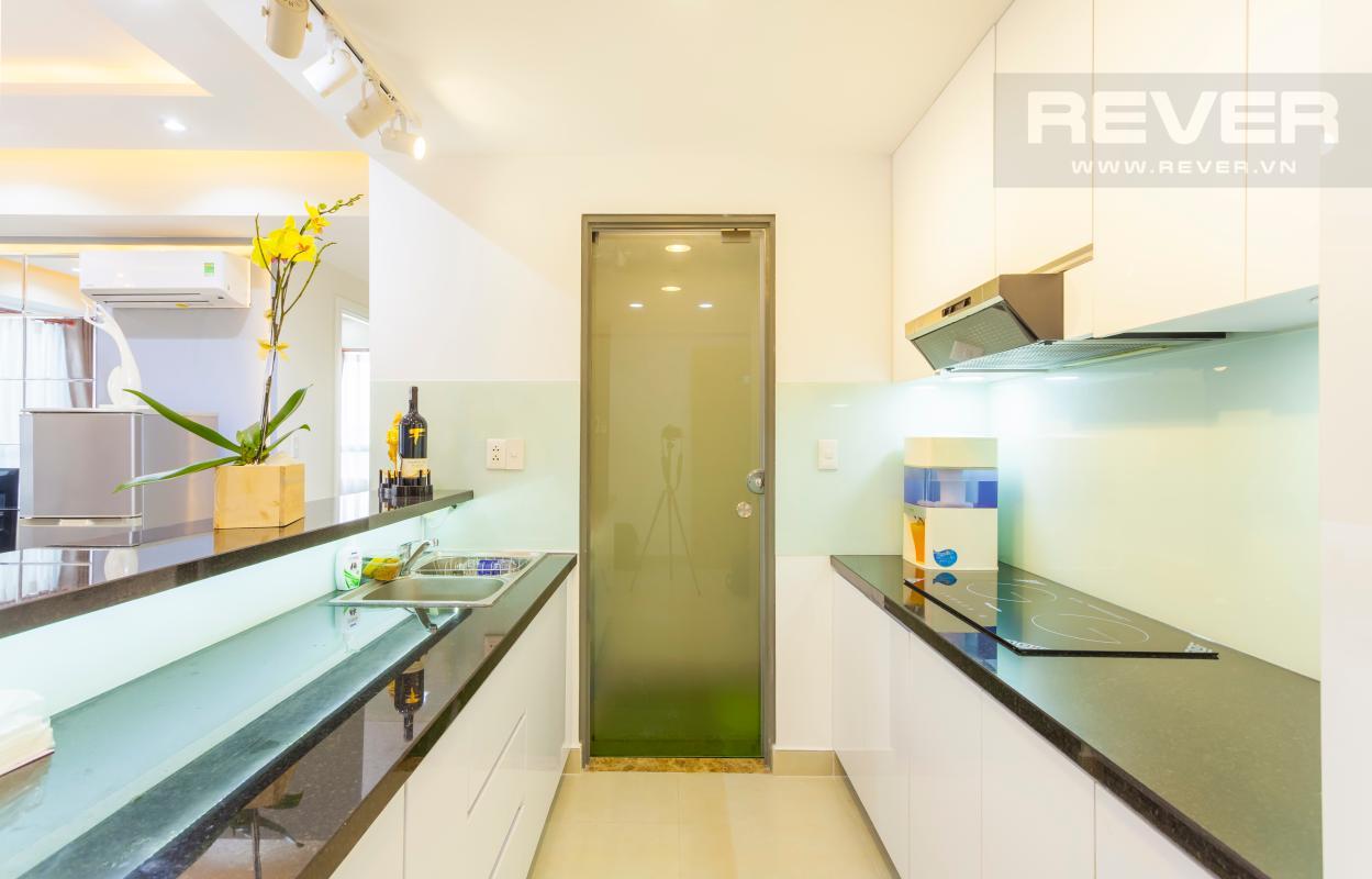 Nhà bếp Căn hộ tầng cao T3B Masteri Thảo Điền