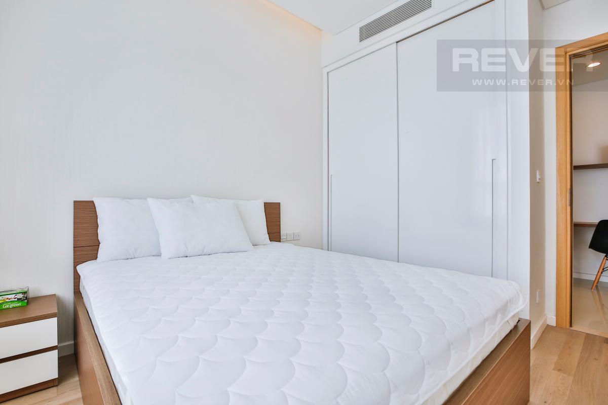 Nội thất phòng ngủ 1 Căn hộ Sarimi Sala Đại Quang Minh tầng trung tháp B1 hướng Đông