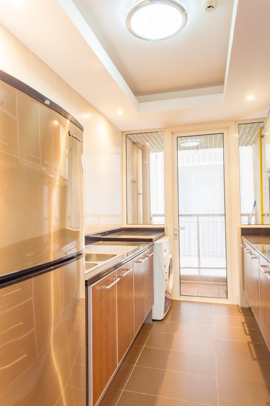 Phòng bếp Căn hộ tầng cao Ruby 2 Saigon Pearl
