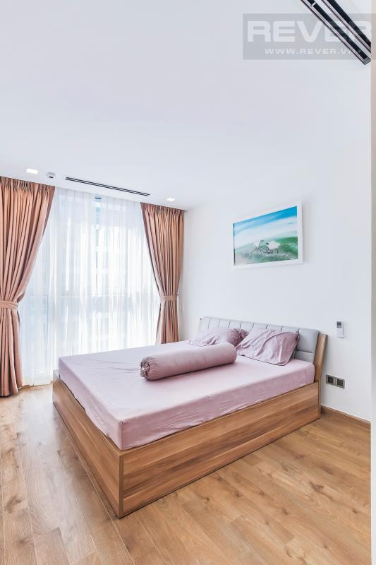 Phòng ngủ 1 Căn hộ hướng Tây tầng cao P1 Vinhomes Central Park