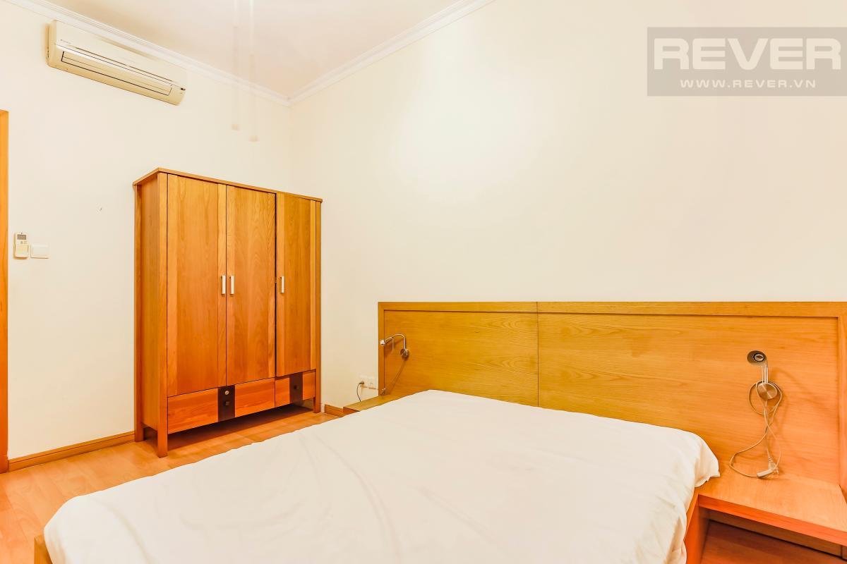 Phòng ngủ Căn góc tầng cao Topaz 1 Saigon Pearl