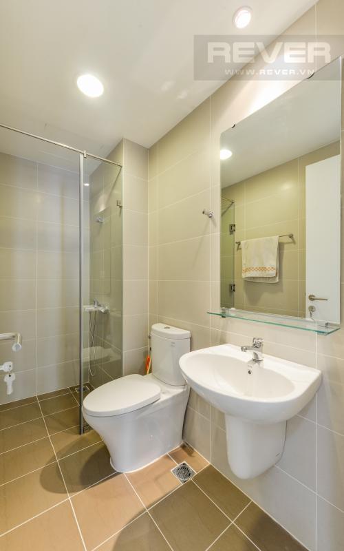 Phòng Tắm Căn hộ hướng Tây Nam 2 phòng ngủ tầng cao T4A Masteri Thảo Điền