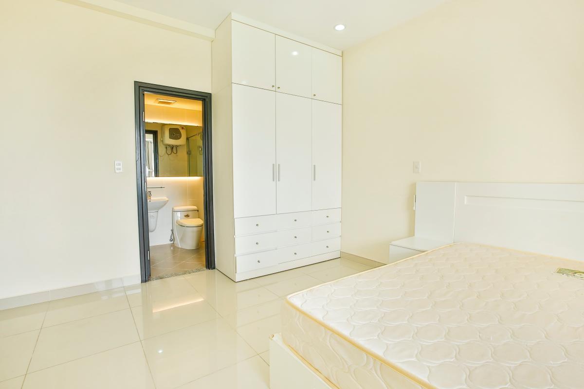 Phòng ngủ Căn hộ 2 phòng ngủ tháp B Riverside Residence