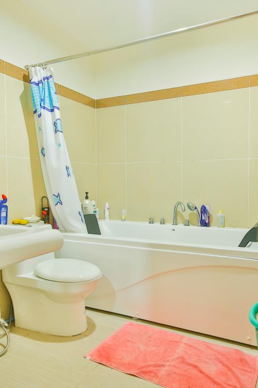 Phòng tắm Căn hộ tầng cao B1 Era Town