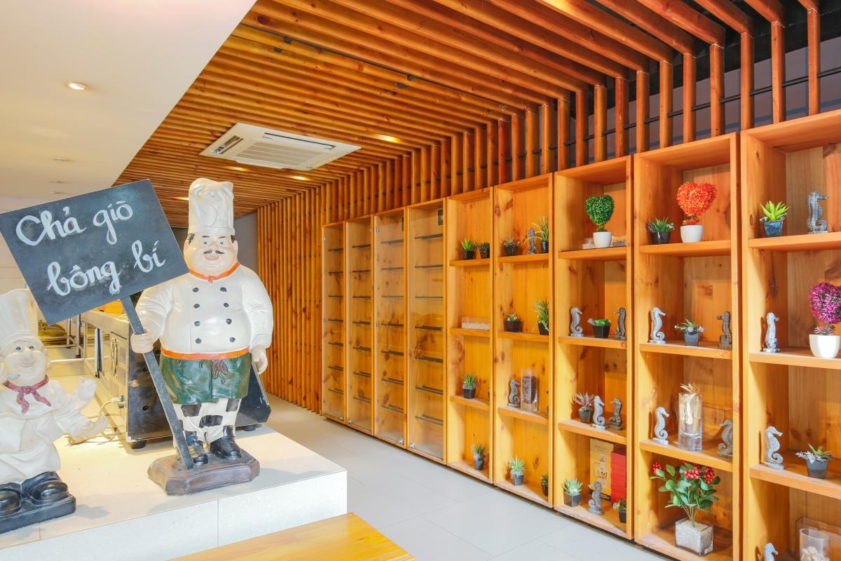 Nhà mặt tiền Lê Ngô Cát tiện kinh doanh nhà hàng, ẩm thực