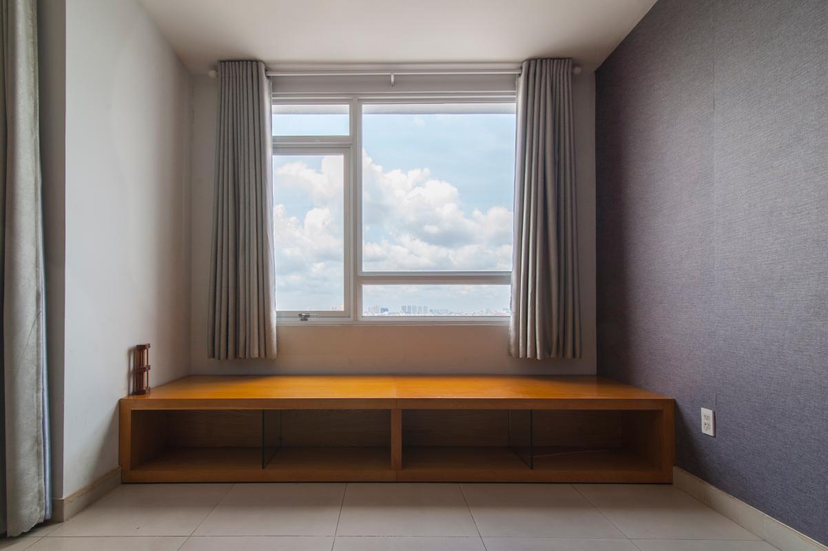 Góc thư giản trong phòng ngủ 1 Căn góc tầng cao B Satra Eximland