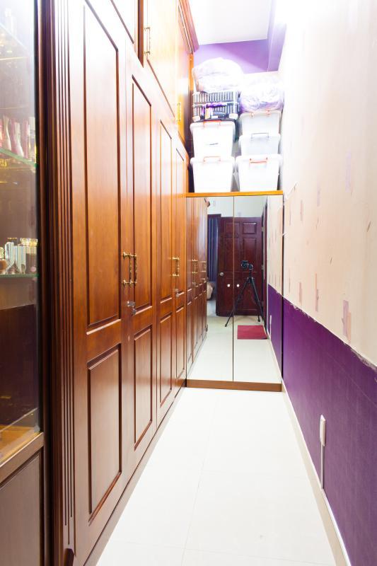 Góc thay đồ Villa 3 tầng đường Số 20 Linh Đông Thủ Đức