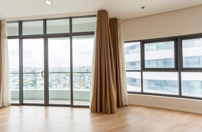 Một góc ở phòng khách Căn hộ tầng cao A City Garden Bình Thạnh