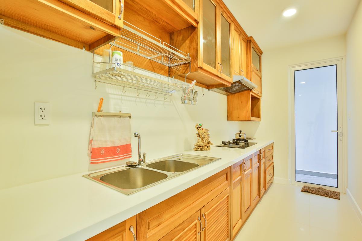 Phòng bếp truyền thống Căn hộ tầng cao LB Lexington Residence