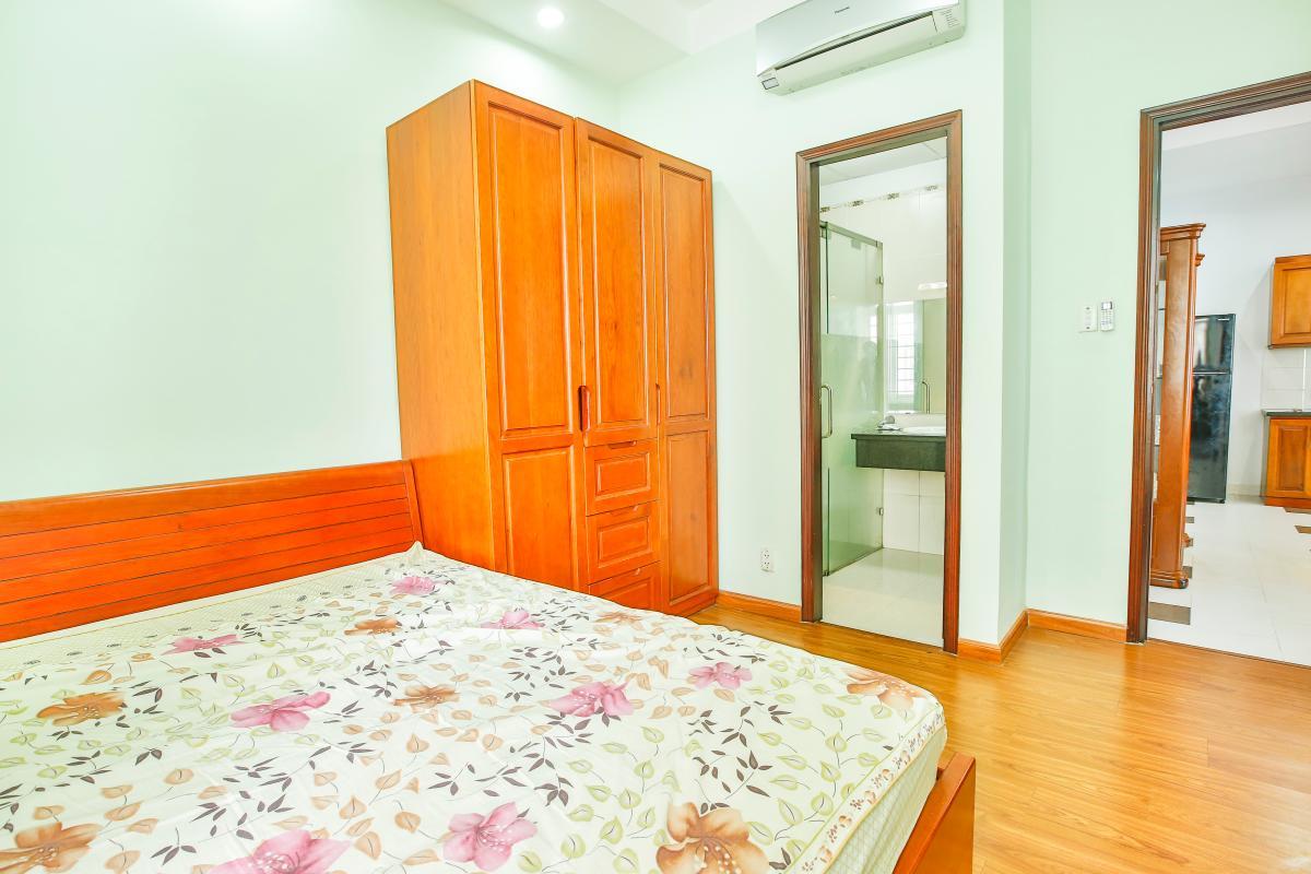 Phòng ngủ 2 Căn hộ tầng cao B Lữ Gia Plaza